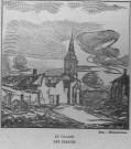 Village bombardé (Les Eparges)