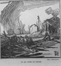 Village bombardé (Tahure)