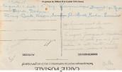 Groupe 256ème RI du 06-07-1915 (Verso)