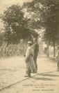 Décoration d'un jeune Poilu de 20 ans dans la Meuse