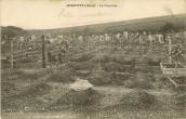 Marbotte - le cimetière