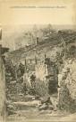 Lacroix sur Meuse - Maisons détruites