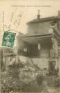 Sampigny - Maison éventrée